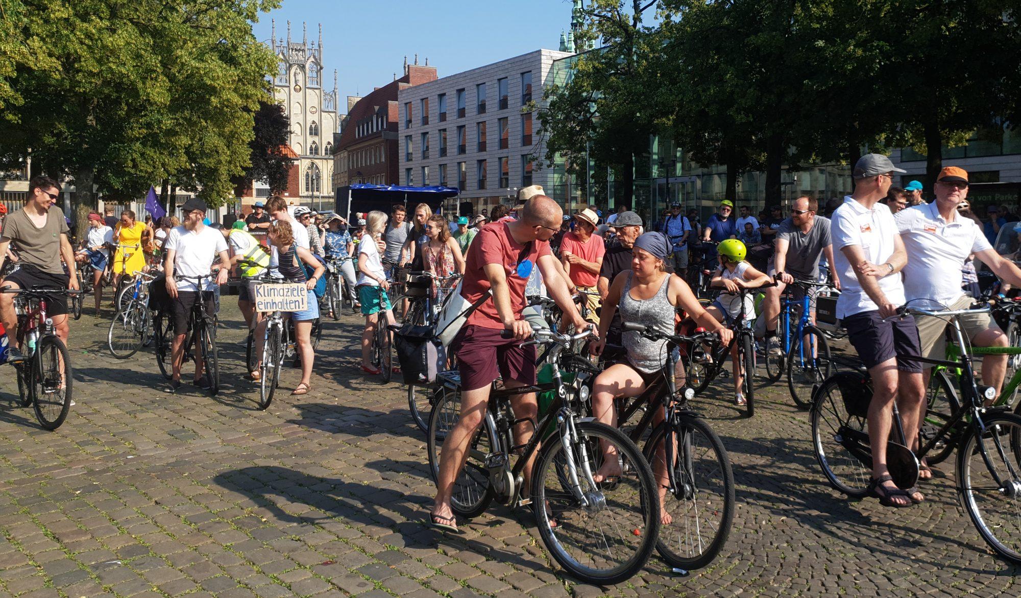 Münster in Bewegung
